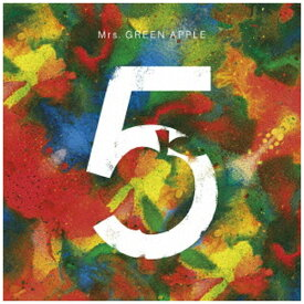 ユニバーサルミュージック Mrs.GREEN APPLE/ 5 COMPLETE BOX 完全生産限定盤【CD】