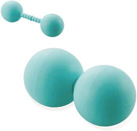 エレコム ELECOM エクリアスポーツ 伸びるストレッチボール ビッグサイズ(ソフト/ライトブルー) HCK-PBLSBUL