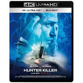 ハピネット Happinet ハンターキラー 潜航せよ 4K ULTRA HD+ブルーレイ【Ultra HD ブルーレイソフト】