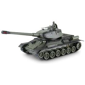 童友社 DOYUSHA RC ワールドバトルタンク(赤外線バトルシステム搭載) ロシア T-34型(27MHz)