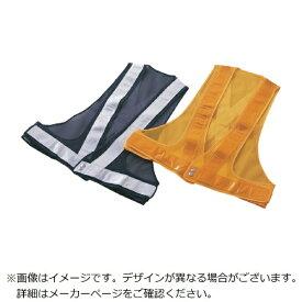 日本緑十字 JAPAN GREEN CROSS 緑十字 メッシュ安全反射ベスト 黄メッシュ地/黄反射 フリーサイズ 238042