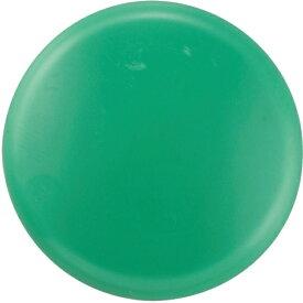 日本緑十字 JAPAN GREEN CROSS 緑十字 カラーマグネット(ボタン型タイプ) 緑 40mmΦ 10個組 312095