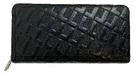 ラコステ LACOSTE Le Monogramme ロングジップウォレット(19×9.5×2cm/ブラック) NH0120K