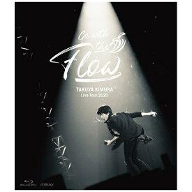 ビクターエンタテインメント Victor Entertainment 木村拓哉/ TAKUYA KIMURA Live Tour 2020 Go with the Flow 通常盤【ブルーレイ】