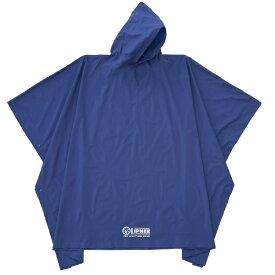 LIPNER リプナー LIPNER PVCポンチョ(ブルー) 23712159
