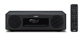 ヤマハ YAMAHA ミニコンポ 木目/ブラウン TSX-B237MB [ワイドFM対応 /Bluetooth対応][CDコンポ 高音質]