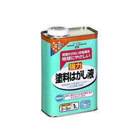 アサヒペン アサヒペン 塗料はがし液 1L