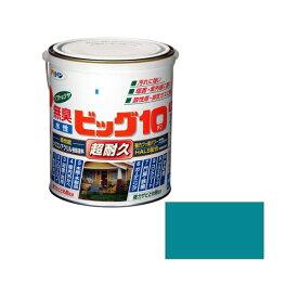 アサヒペン アサヒペン 水性ビッグ10多用途 1.6L 208ニースグリーン
