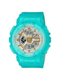 カシオ CASIO BABY-G(ベイビーG)Sea Glass Colors(シーグラス・カラーズ) BA-110SC-2AJF