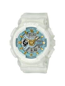カシオ CASIO BABY-G(ベイビーG)Sea Glass Colors(シーグラス・カラーズ) BA-110SC-7AJF