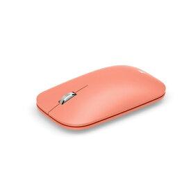 マイクロソフト Microsoft KTF-00046 マウス Modern Mobile Mouse ピーチ [BlueLED /3ボタン /Bluetooth /無線(ワイヤレス)]