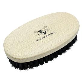 近藤 kondo セレクテッドホースヘアブラシ ブラック DSHO-BK 靴磨き用ブラシ 馬毛 DSHO-BK
