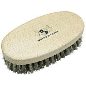 近藤 kondo セレクテッドホースヘアブラシ シルバー DSHO-SL 靴磨き用ブラシ 馬毛 DSHO-SL