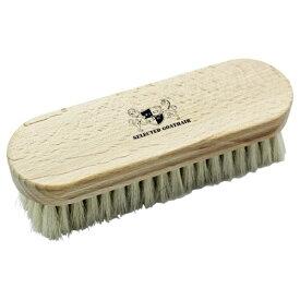 近藤 kondo セレクテッドゴートヘアブラシ DSGO-WH 靴磨き用ブラシ 山羊毛 DSGO-WH