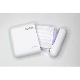 MEDIK メディク マスク除菌ケース ホワイト MDK-M02[MDKM02]