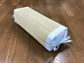 イケヒコ IKEHIKO 純国産い草角枕 NewスリムBL 30×15
