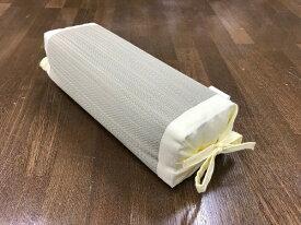 イケヒコ IKEHIKO 純国産い草角枕 NewスリムYE 30×15