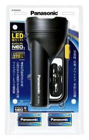 パナソニック Panasonic 乾電池エボルタNEO付き ワイドパワーLED強力ライト BF-BS05N-K