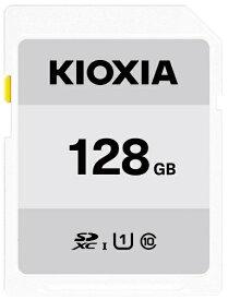 KIOXIA SDXCカード UHS-I EXCERIA BASIC KSDB-A128G [128GB /Class10]