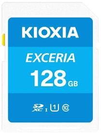 KIOXIA キオクシア SDXCカード UHS-I EXCERIA KSDU-A128G [128GB /Class10]