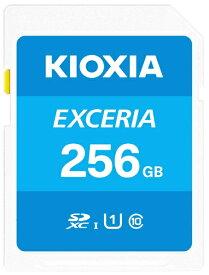 KIOXIA キオクシア SDXCカード UHS-I EXCERIA KSDU-A256G [256GB /Class10]