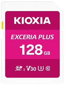 KIOXIA キオクシア SDXCカード UHS-I EXCERIA PLUS KSDH-A128G [128GB /Class10]