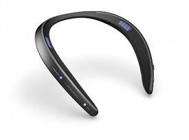 シャープ SHARP ネックスピーカー AN-SS2-B ブラック [Bluetooth対応 /防水]