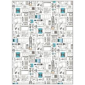 山桜 YAMAZAKURA マスキングシート 文具 青色 70001714