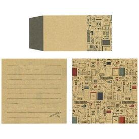 山桜 YAMAZAKURA 便箋・封筒セット文具 70001980
