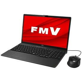 富士通 FUJITSU FMVA42E1B1 ノートパソコン FMV LIFEBOOK AH42/E1 ブライトブラック [15.6型 /AMD Athlon /SSD:256GB /メモリ:4GB /2020年5月モデル][15.6インチ office付き 新品 windows10]