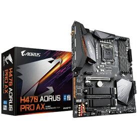 GIGABYTE ギガバイト マザーボード H470 AORUS PRO AX [ATX /LGA1200]