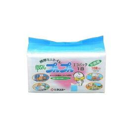 ケンユー Kenyuu 18AP-20 オシッコを固め臭いを包む 携帯トイレ プルプル 18個入