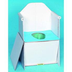 ケンユー Kenyuu EMW-2 ダンボール製簡易トイレ エコマル2