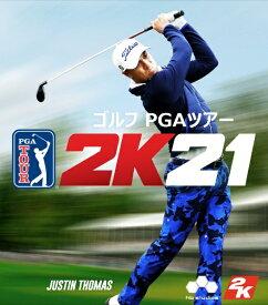 【2020年08月21日発売】 テイクツー・インタラクティブ Take-Two Interactive ゴルフ PGAツアー 2K21【PS4】
