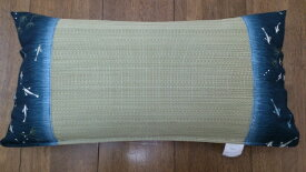 イケヒコ IKEHIKO い草平枕 涼水BL 50×30