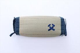 イケヒコ IKEHIKO 国産い草角枕 おとこの枕 (30×15cm)