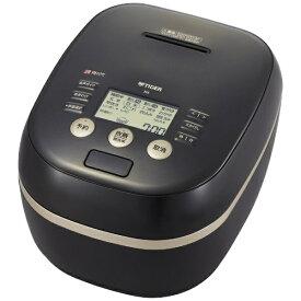 タイガー TIGER JPH-G100K 炊飯器 ブラック [5.5合 /圧力IH]