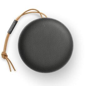 Bang&Olufsen バング&オルフセン ブルートゥーススピーカー BEOSOUND-A1-2NDGEN-BLACK ブラック [Bluetooth対応 /防滴]