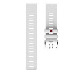 POLAR ポラール GRIT X シリコンリストバンド S/M ホワイト 91081739
