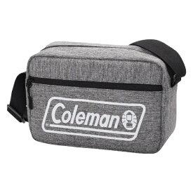 コールマン Coleman CO8746 カメラショルダーバッグMS メランジグレー