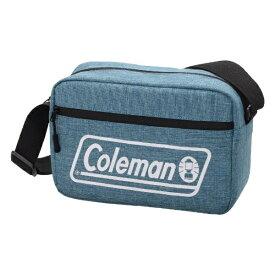 コールマン Coleman CO8747 カメラショルダーバッグMS メランジブルー