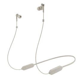 オーディオテクニカ audio-technica ブルートゥースイヤホン カナル型 ベージュ ATH-CKS330XBT BG [リモコン・マイク対応 /ワイヤレス(左右コード) /Bluetooth]