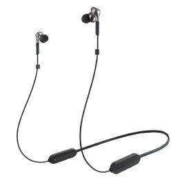 オーディオテクニカ audio-technica ブルートゥースヘッドホン ガンメタリック ATH-CKS660XBT GM [リモコン・マイク対応 /Bluetooth]【rb_cpn】