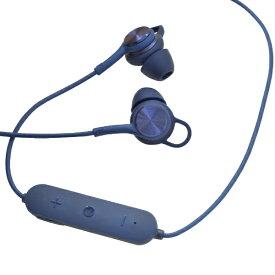 ラスタバナナ RastaBanana ブルートゥースイヤホン カナル型 ネイビー RBTESMS02NV [リモコン・マイク対応 /ワイヤレス(左右コード) /Bluetooth]