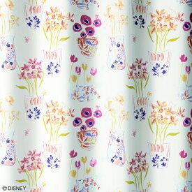 スミノエ SUMINOE ドレープカーテン フラワーベースウィズ(100×135cm/MN)