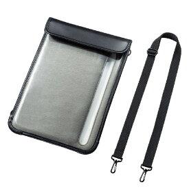 サンワサプライ SANWA SUPPLY タブレットPCケース[〜13インチ] ショルダーベルト付き 耐衝撃・防塵・防滴タイプ PDA-TAB18
