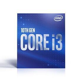 インテル Intel 〔CPU〕 Intel Core i3-10100 BX8070110100