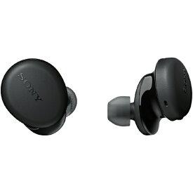 ソニー SONY フルワイヤレスイヤホン WF-XB700 BZ ブラック [マイク対応 /ワイヤレス(左右分離) /Bluetooth]