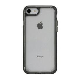 HAMEE ハミィ [iPhone SE 2020/8/7専用]PATCHWORKS LUMINA ケース 41-902479 クリアブラック