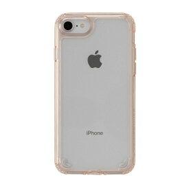 HAMEE ハミィ [iPhone SE 2020/8/7専用]PATCHWORKS LUMINA ケース 41-902486 クリアピンク